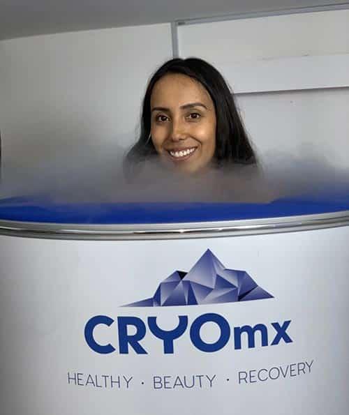 Eliminar celulitis CRYOmx