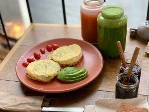 Desayunos aguacate bajar peso