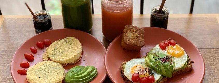Desayunos para adelgazar y bajar de peso