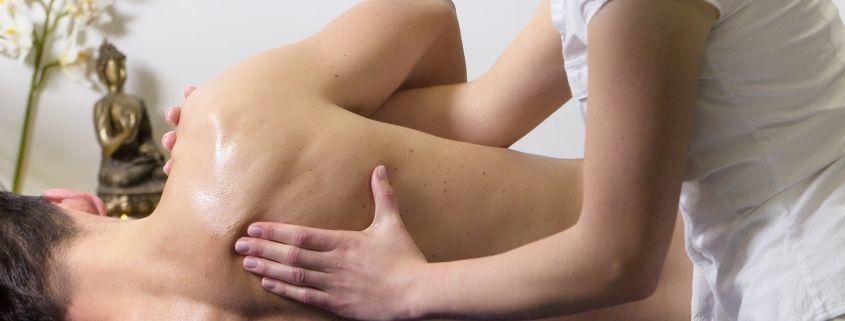Descarga muscular