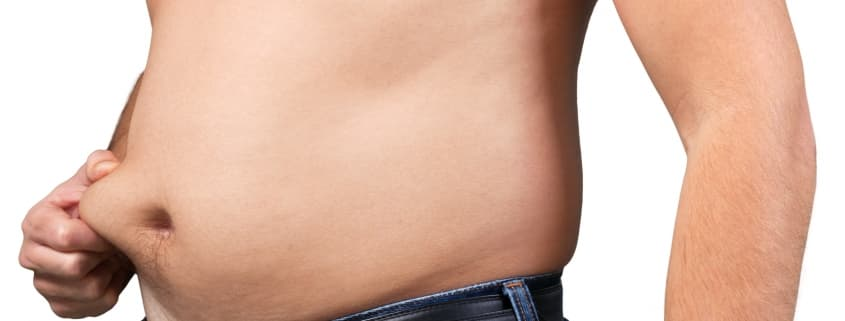 Celulitis en hombres