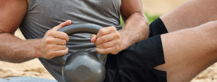 Beneficios de hacer pesas