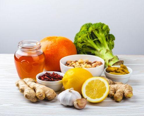 10 alimentos que fortalecen el sistema inmunológico