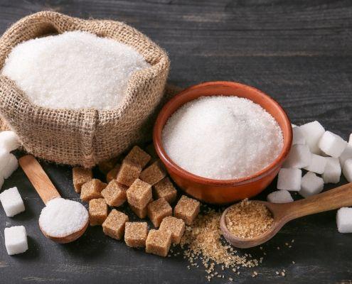 Efectos del azúcar en el cuerpo